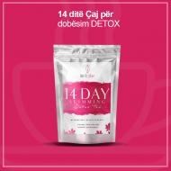 14 ditë çaj për dobësim DETOX